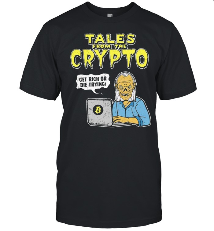 Tales from the crypto shirt Classic Men's T-shirt