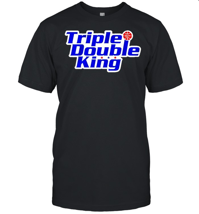 Triple Double King shirt Classic Men's T-shirt