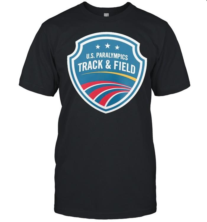 U.S. Paralympics USA Track & Field shirt Classic Men's T-shirt