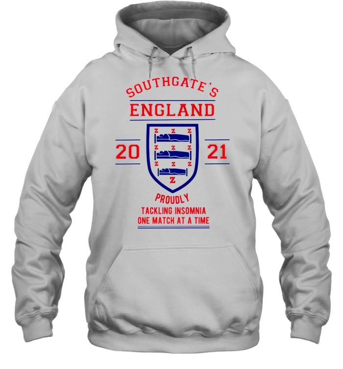 Southgates England tacking Insomnia shirt Unisex Hoodie