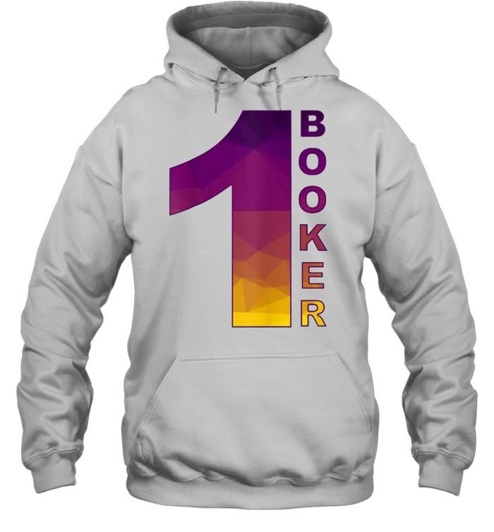 Black suns Booker Phoenix number 1  Unisex Hoodie