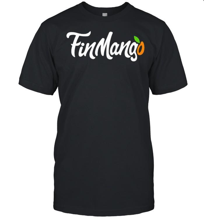 FinMango Orange T- Classic Men's T-shirt