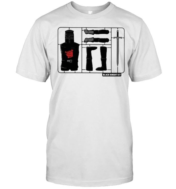 Black Knight Kit  Classic Men's T-shirt