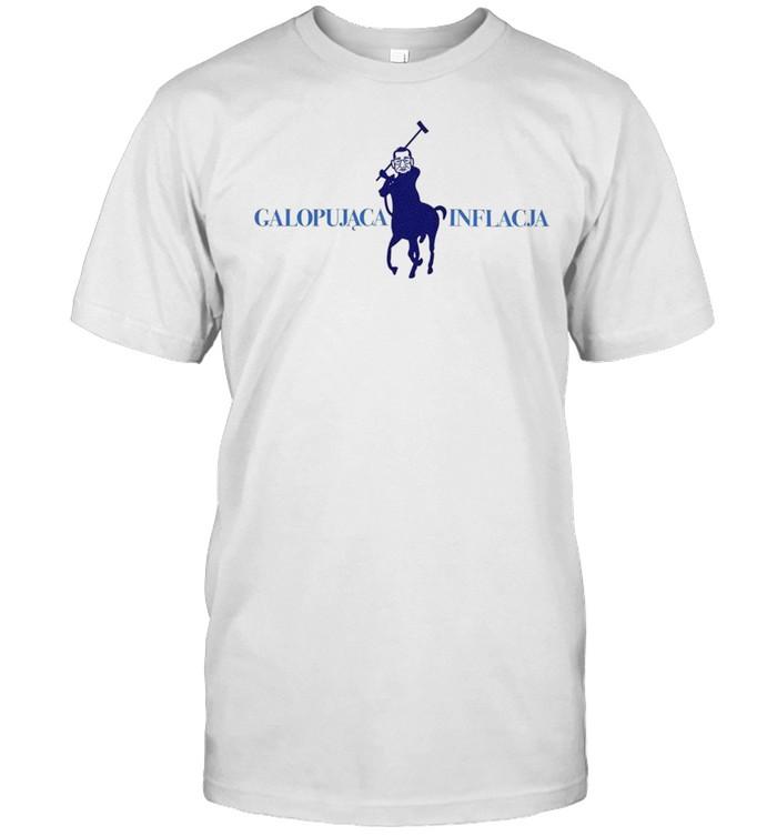 Galopujaca inflacja shirt Classic Men's T-shirt