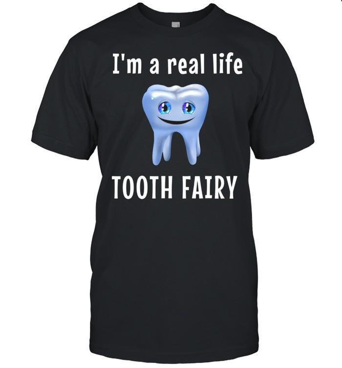 I am a real life tooth fairy D0100980A shirt Classic Men's T-shirt