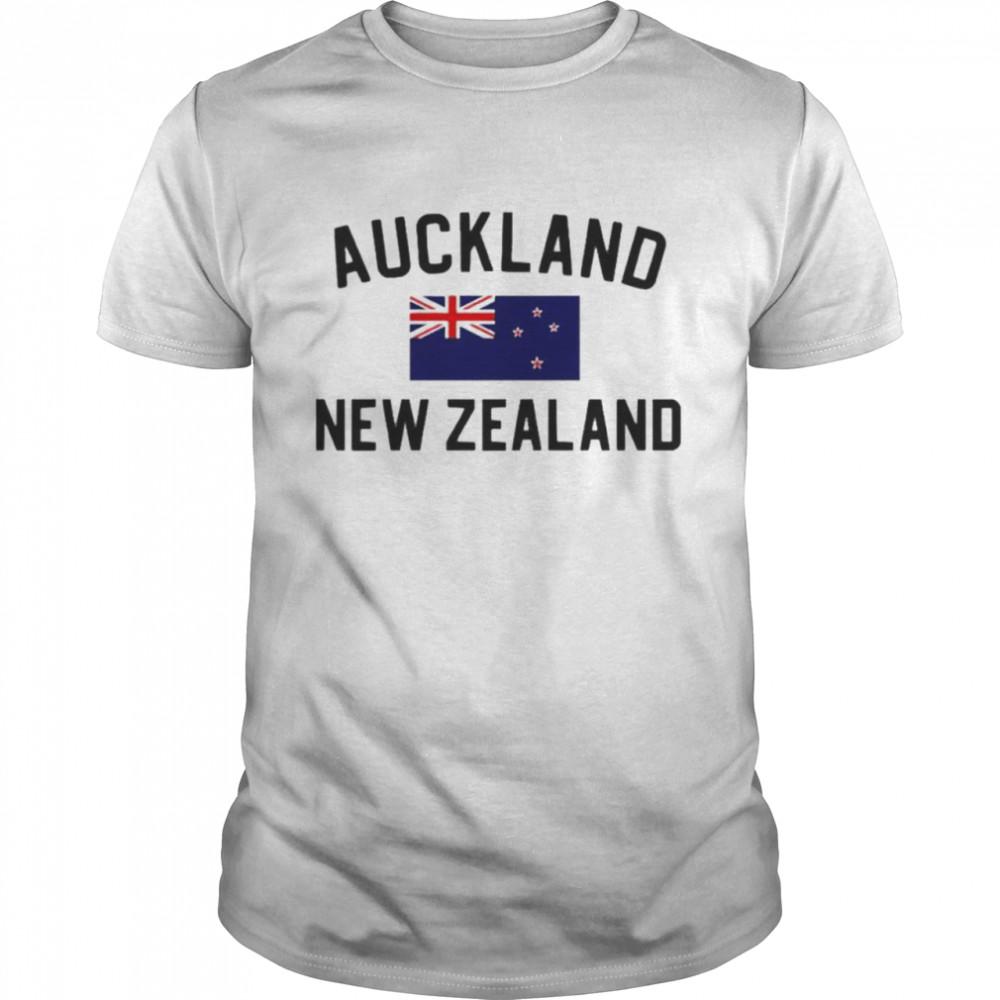Auckland New Zealand shirt Classic Men's T-shirt