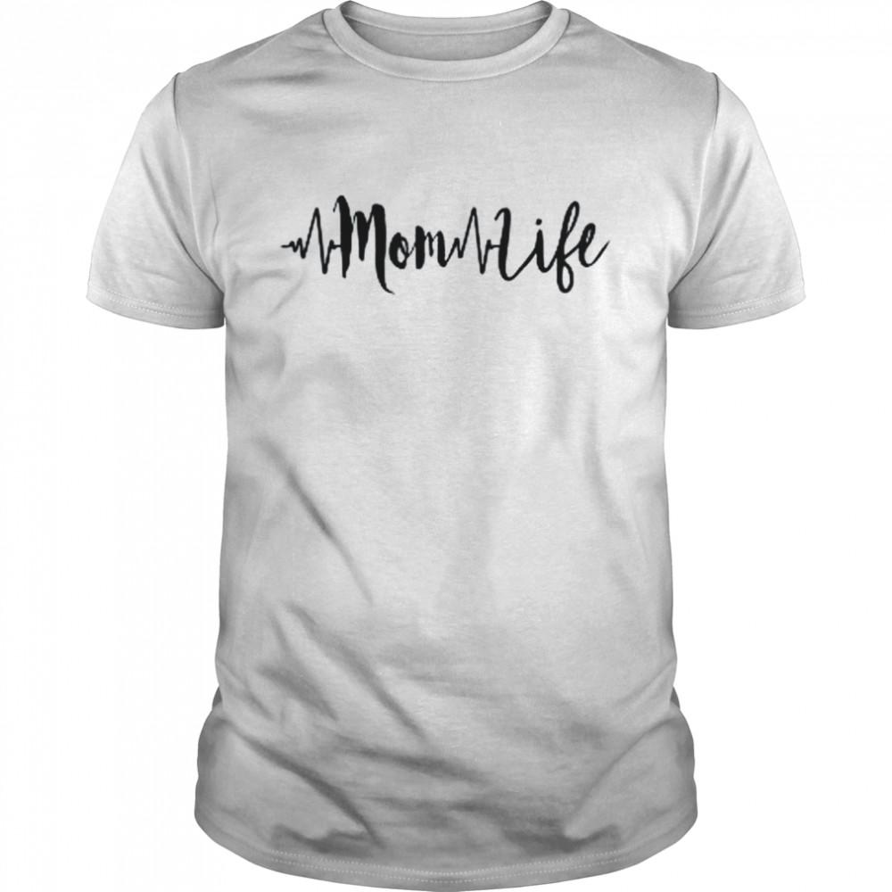 Mom Life shirt Classic Men's T-shirt