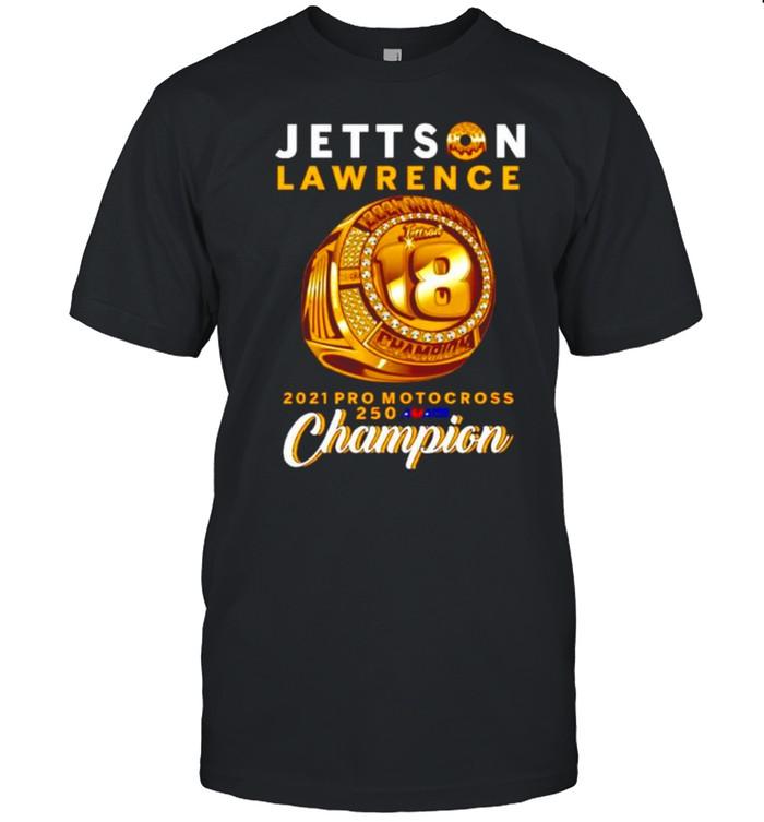 Jettson Lawrence 2021 pro motocross champion shirt Classic Men's T-shirt