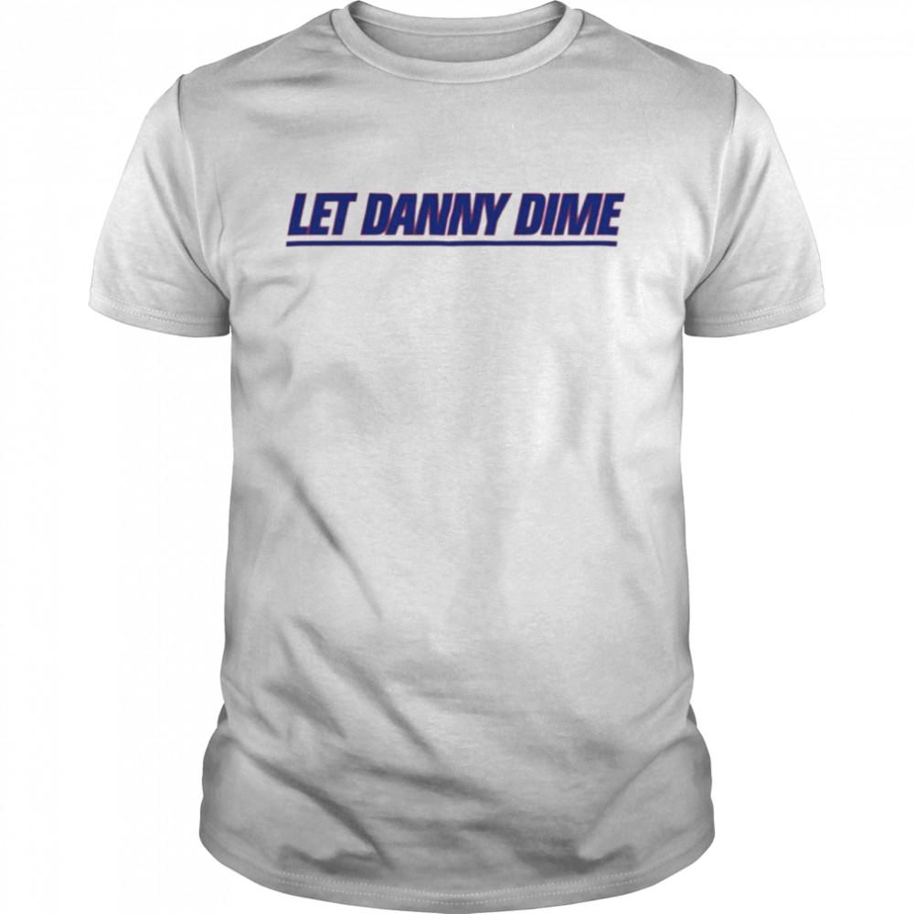 Let Danny Dime t-shirt Classic Men's T-shirt