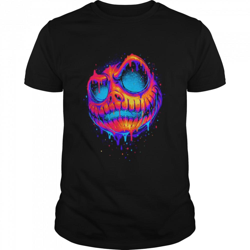 Jack Skellington Drip of Nightmares shirt Classic Men's T-shirt